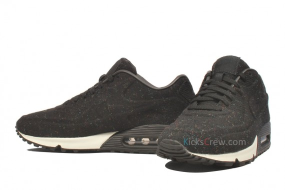Closeout Mens Nike Air Max 90 Vt - Womens Air Max 90 Vt Blacksail Felt