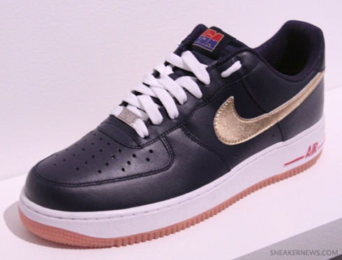 """promo code 4f1ee 8613a 2012 """"Olympic"""" Air Force 1s High and Lows"""